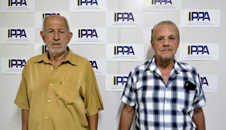 O IPPA parabeniza os servidores que se aposentaram no mês de fevereiro/2020, os quais dedicaram boa parte de sua vida ao trabalho digno e respeitoso para com os cidadãos de Palhoça.